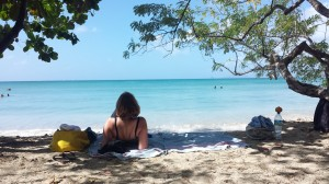 Karibik pur in Sainte-Anne