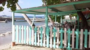 Strandrestaurant in Sainte Luce