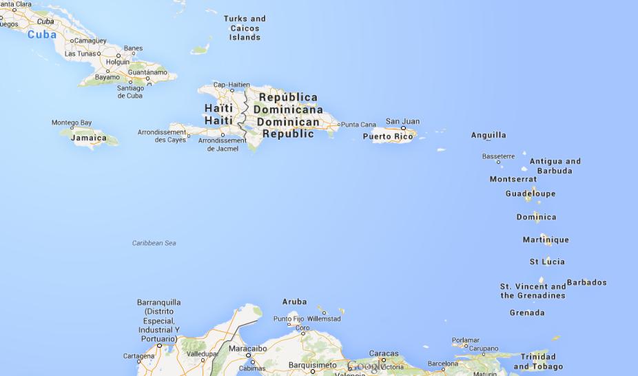 Google Karibik